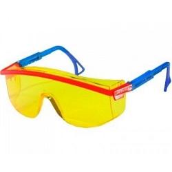 Очки О37 (2-1,2pl) желтые «универсал-титан» защитные